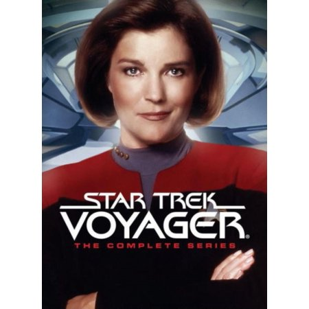 Star Trek Voyager: The Complete Series (DVD) Star Bass Series
