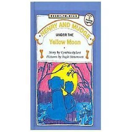 Ready-To-Read: Level 2: Henry and Mudge Under the Yellow Moon (Henry And Mudge Under The Yellow Moon Activities)