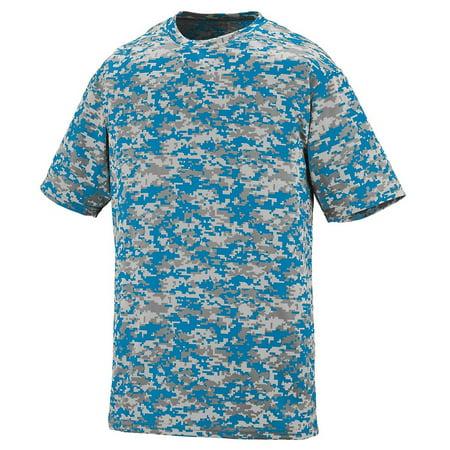 Augusta Digi Camo Wicking T-Shirt Pb Digi 2Xl - image 1 de 1