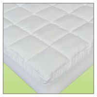 Innomax Linen Resource Cotton Plush Waterbed Cover