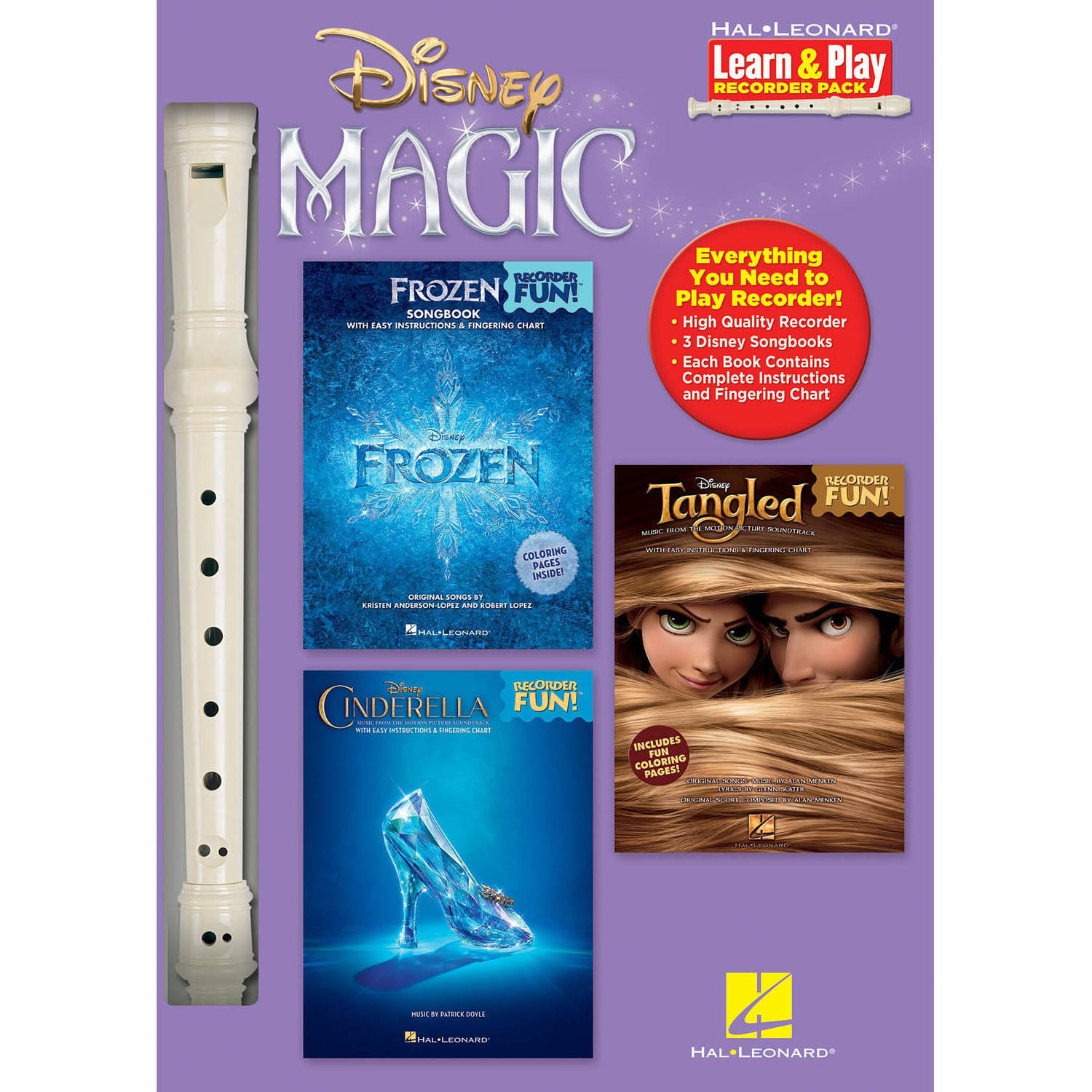 Disney Magic Recorder Fun