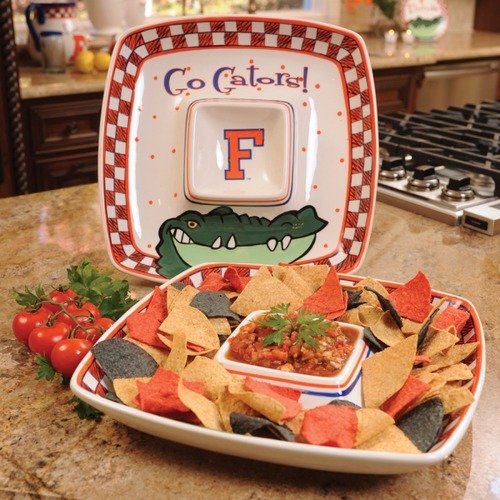 The Memory Company Florida Gameday Chip and Dip