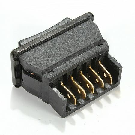 Rocker Switch 5 Pin Power Window Switch Wiring Diagram from i5.walmartimages.com