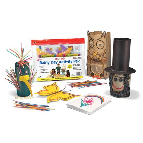 Wikki Stix After School Fun Kit
