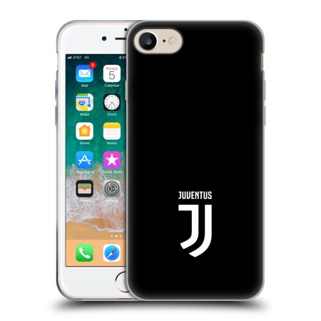 OFFICIAL JUVENTUS FOOTBALL CLUB LIFESTYLE 2 SOFT GEL CASE FOR APPLE IPHONE (Club Case)