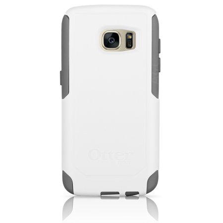 buy online 58667 4d045 OtterBox Commuter Series Case for Samsung Galaxy S7 - White / Tempest Blue