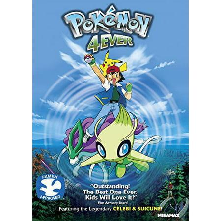 Pokemon 4 Ever (DVD)