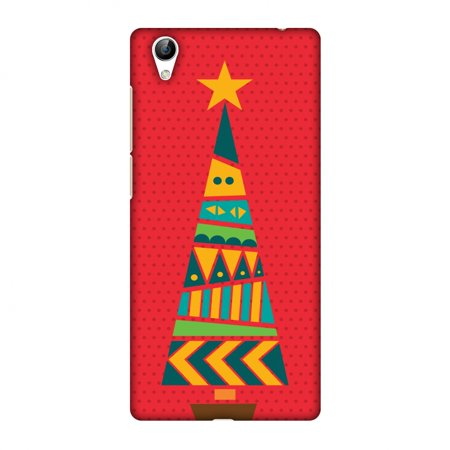 Vivo Y51L Case, Vivo Y51 Case - Christmas Cheer 2, Hard Plastic Back Cover. Slim Profile Cute Printed Designer Snap on Case with Screen Cleaning Kit