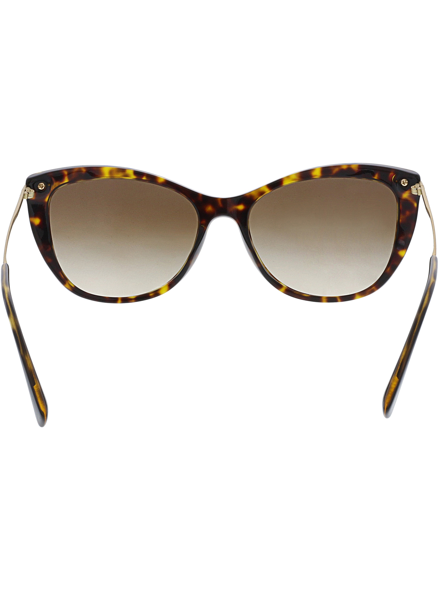 79d50f61f3 Versace - Versace Women s Gradient VE4345B-108 13-57 Brown Butterfly  Sunglasses - Walmart.com
