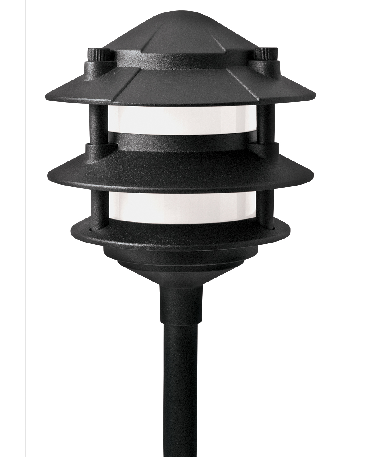 Paradise GL22764 Low Voltage Cast Aluminum 11W Path Light (Black ...