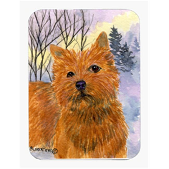 Carolines Treasures SS1012MP 8 x 9.5 in. Norwich Terrier Mouse Pad, Hot Pad Or Trivet - image 1 de 1