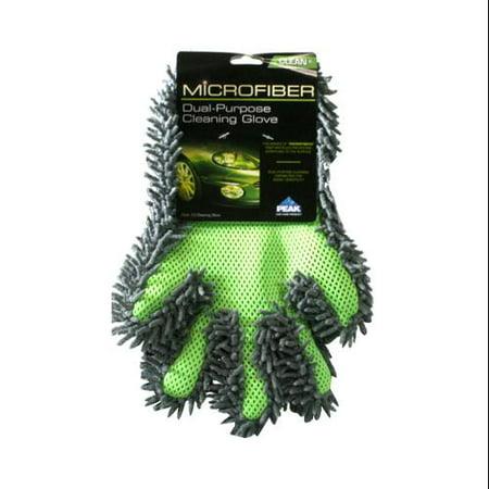 Car Detailing Glove, Microfiber, Old World, PKC0GM - Old Globes