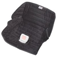 Summer Infant Deluxe Piddle Pad - Black