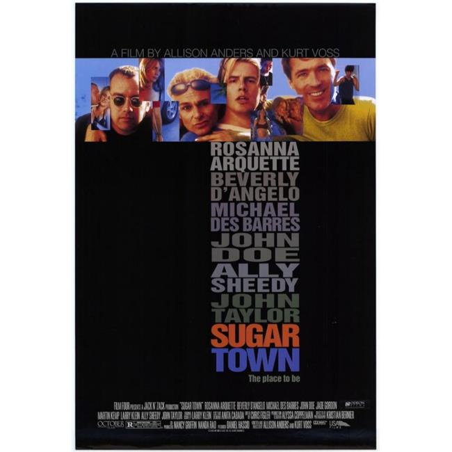Posterazzi MOVIH9624 Sugar Town Movie Poster - 27 x 40 in. - image 1 of 1