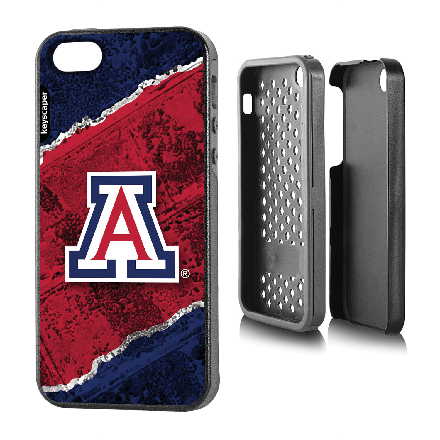 Arizona Wildcats Apple iPhone 5/5s Rugged Case