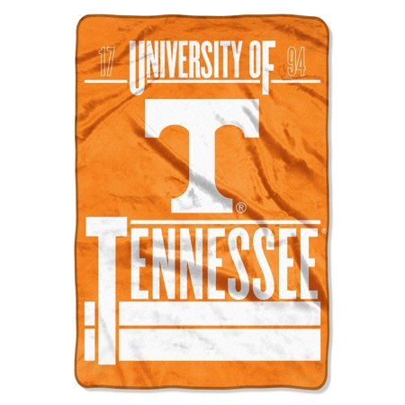 NCAA Tennessee Volunteers Faculty Oversized Micro Raschel Throw 62
