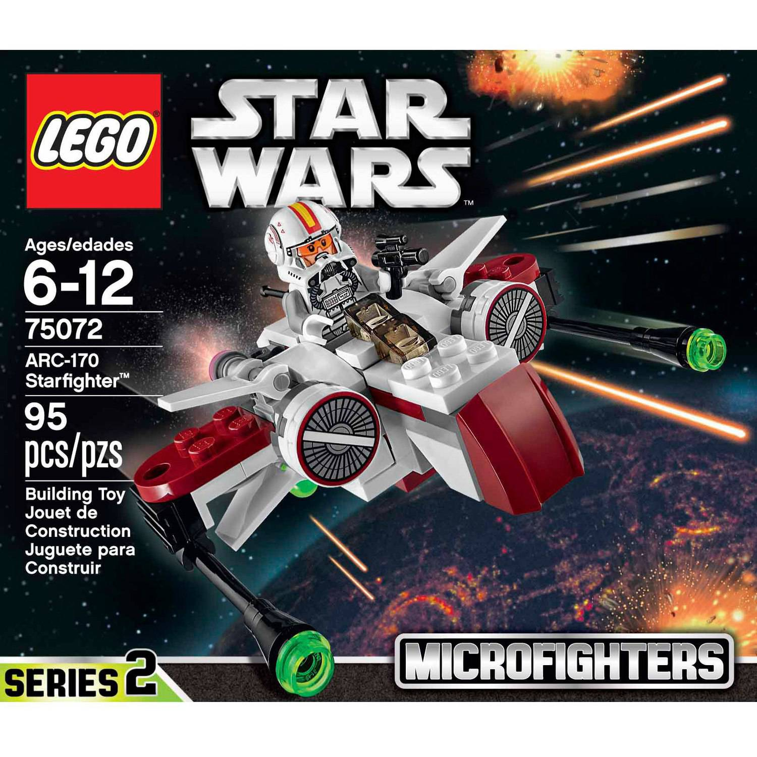 LEGO Star Wars ARC-170 Starfighter