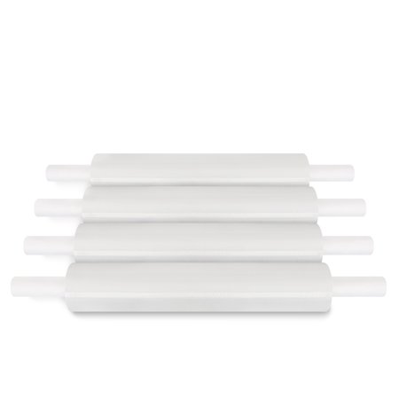 Clear Pallet Wrap Stretch Film w/ Pre-attached Handle 20