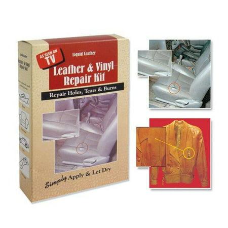 Liquid Leather - Leather and Vinyl DIY Repair Kit ...