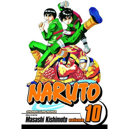Naruto, Vol. 10 (Naruto Singles)