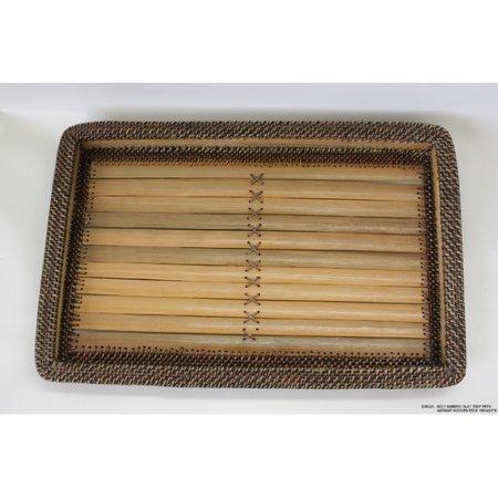 Desti Design Rectangle Bamboo Serving Tray