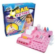 Game - Tedco Wild Science - Magic Nail Factory Learning Toys ws61l