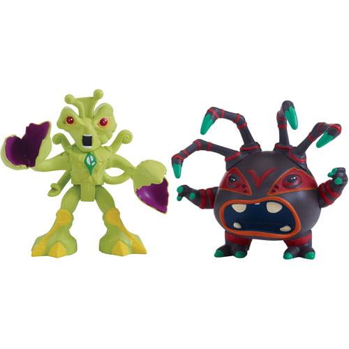 Nickelodeon Teenage Mutant Ninja Turtles Snakeweed and Spider