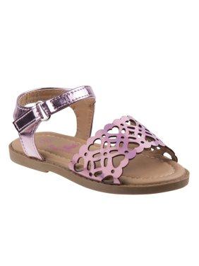 52c5952d43cb53 Product Image Rugged Bear Girls  Hearts Cutout Sandals