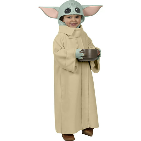 Garbage Man Halloween Costume Toddler (Rubie's Star Wars The Child Halloween Costume for)