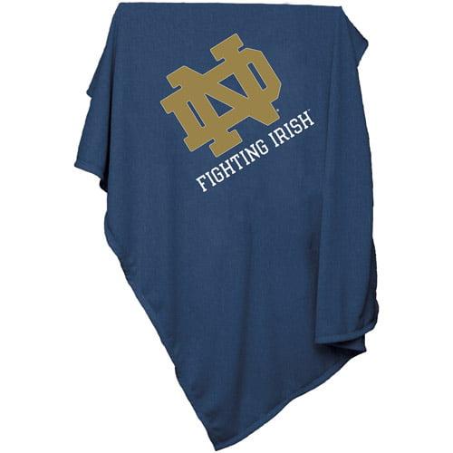 Logo Brands NCAA Team Sweatshirt Blanket