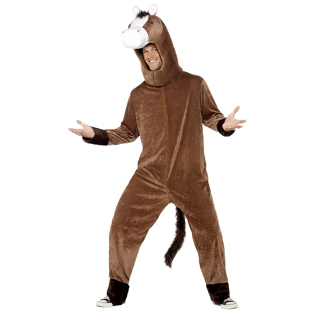 Smiffys Horse Adult Costume - One Size