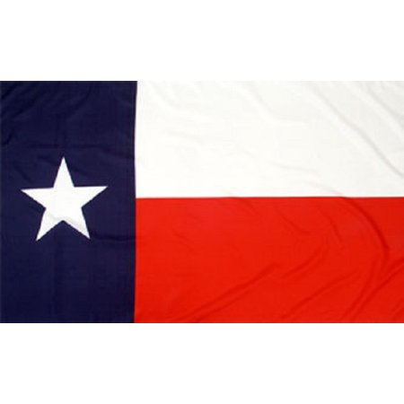 Texas Rangers Banner Flag - 3x5 Texas State Nylon Flag Indoor Outdoor Banner TX New