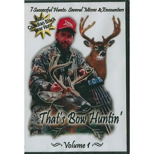 That's Bow Huntin', Vol.1