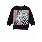 Justice Girls Sequined Critter Embellished T-Shirt