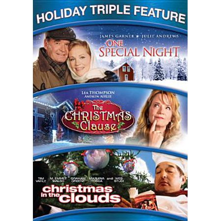 The Christmas Clause.One Special Night The Christmas Clause Christmas In The Clouds Widescreen