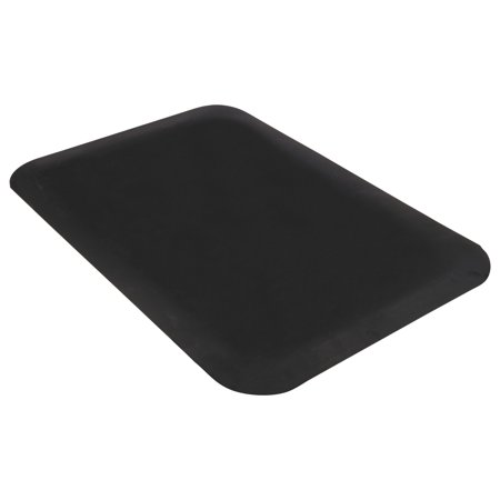Guardian Pro Top Anti Fatigue Mat  Pvc Foam Solid Pvc  24 X 36  Black