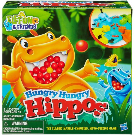 Elefun   Friends Hungry Hungry Hippos Game