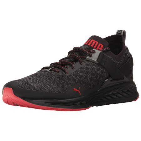 new style 8f8a7 222e5 Puma Mens Ignite Evoknit Low Top Lace Up Running Sneaker ...