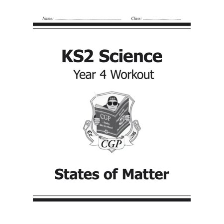 KS2 Science Year Four Workout: States of Matter (for the
