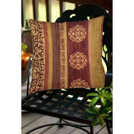 Victorian Outdoor Pillows : Thumbprintz Victorian II Indoor/Outdoor Pillow - Walmart.com
