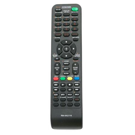 ECONTROLLY New RM-AAU116 Remote Control for Sony HT-DDW3500 STR-DN850 STR-DH830 STR-DH710 STR-DH750 STR-KS380 STR-KS470 RM-AAU073 STR-DH520 AV System ()