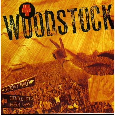 Best Of Woodstock / Various (CD)