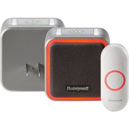 Honeywell Series 5 Portable Wireless Doorbell / Door Chime & Push Button