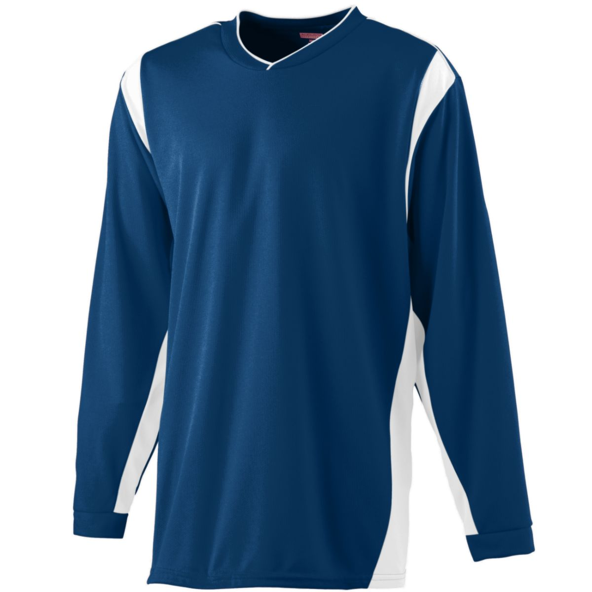 AS4600 WICKING Long Sleeve Warmup Training Shirt By Augusta Sportswear