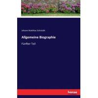 Allgemeine Biographie