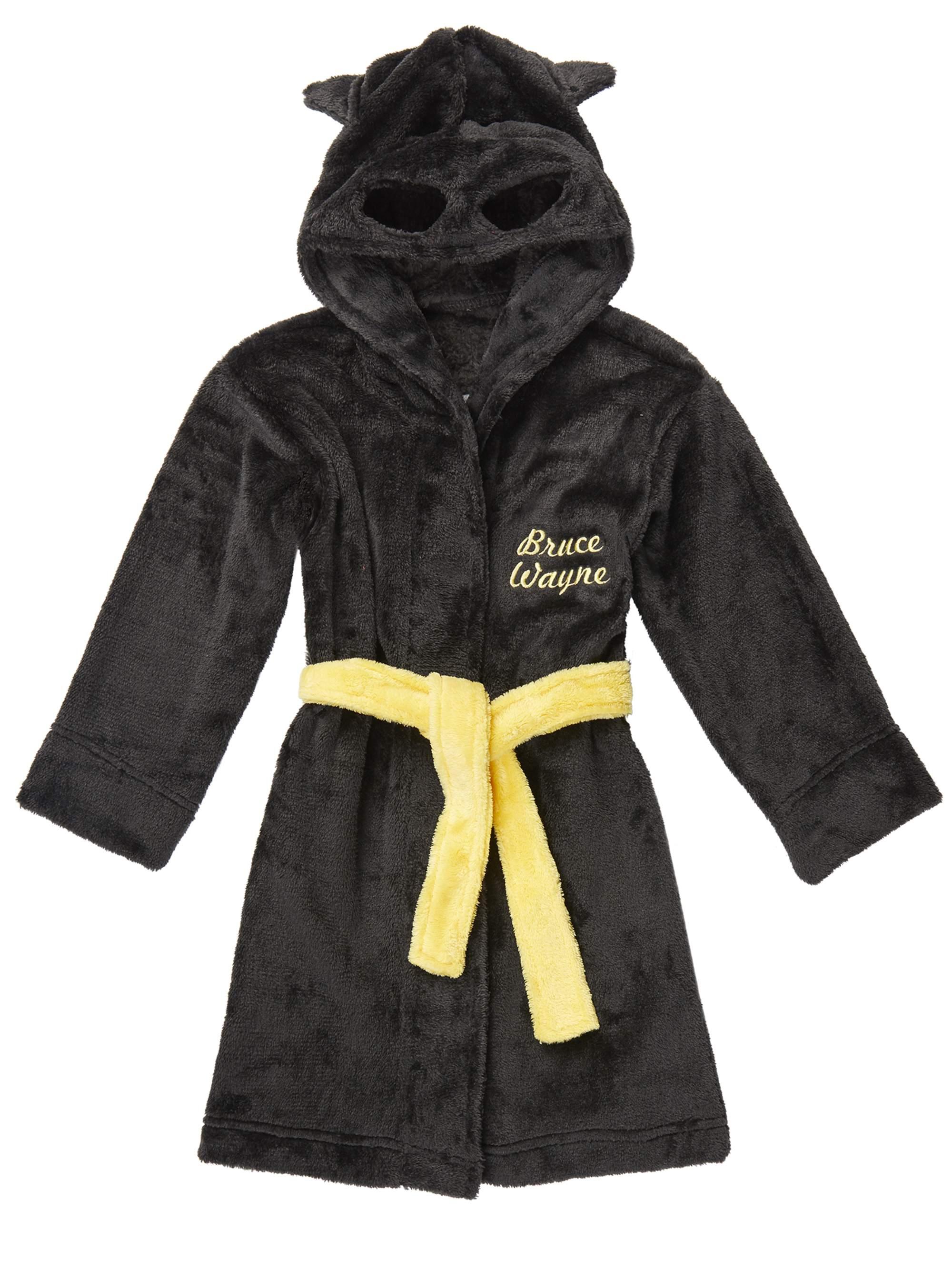 Batman Hooded Costume Robe (Toddler Boys)