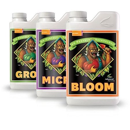 PH Perfect Technology Micro Grow Bloom 3 Part Base (1 L Each)