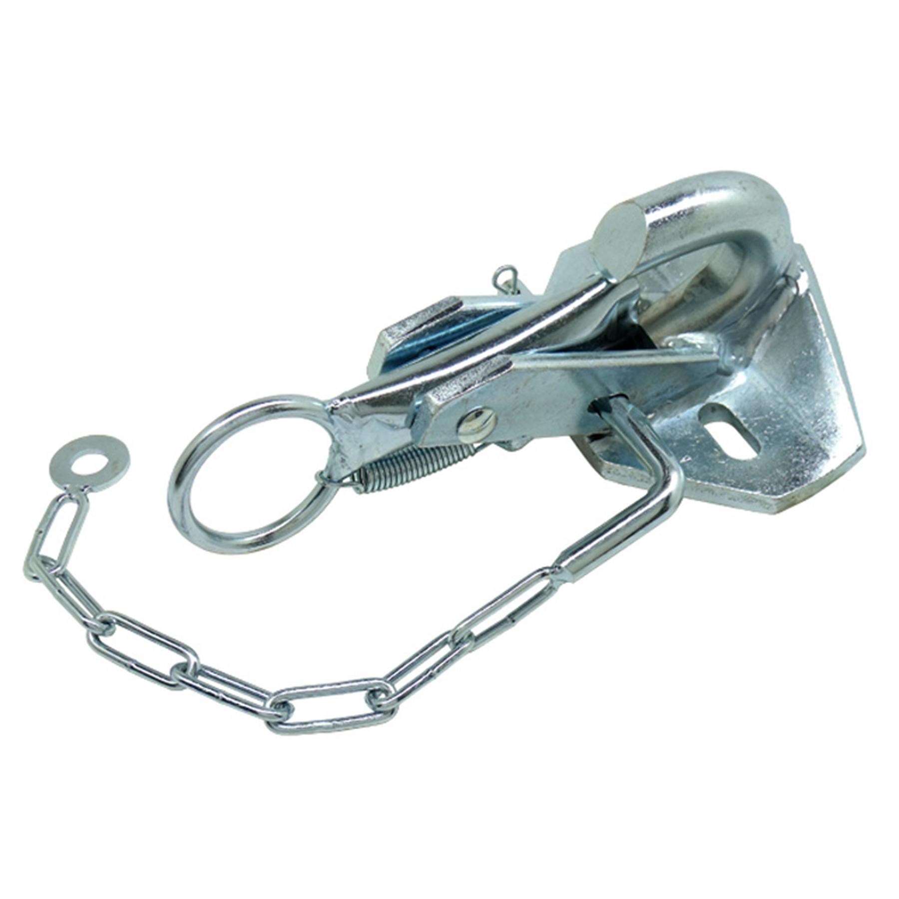 PINTYLE TYPE SLEIGH HITCH / HOOK - ARCTIC CAT