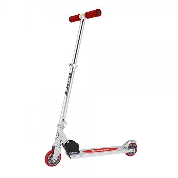 Razor A2 Kick Scooter Color: Red