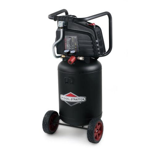 Briggs & Stratton 10 Gallon 1.8HP 150 PSI Vertical Oil Free Air Compressor by Alton Industries